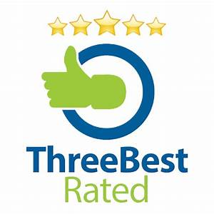 ThreeBest Rated Logo